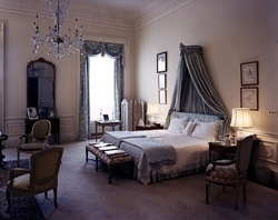 KN-C21506. First Lady Jacqueline Kennedy's Bedroom, White House