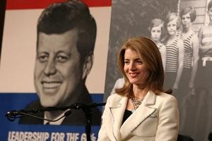 Caroline Kennedy Honorary President Jfk Library