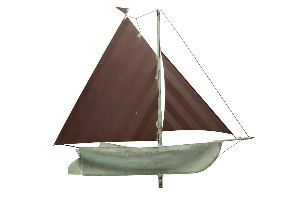 Sailboat Weathervane, MO 77.62