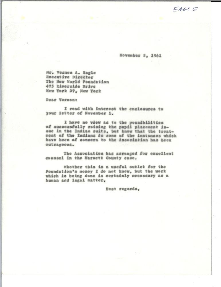 E, 1961-1962 | JFK Library