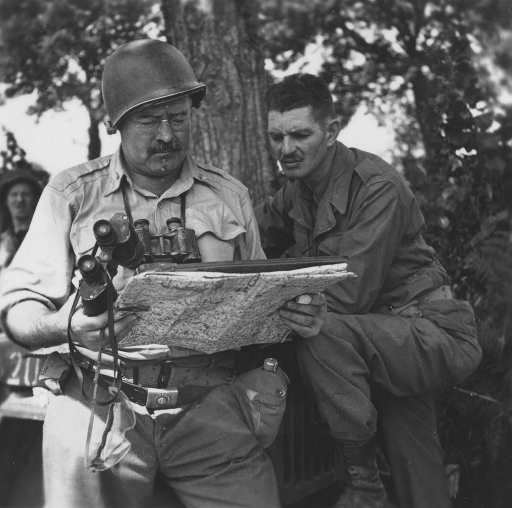 ehp ernest hemingway in europe during world war ii john f  ernest hemingway in europe during world war ii