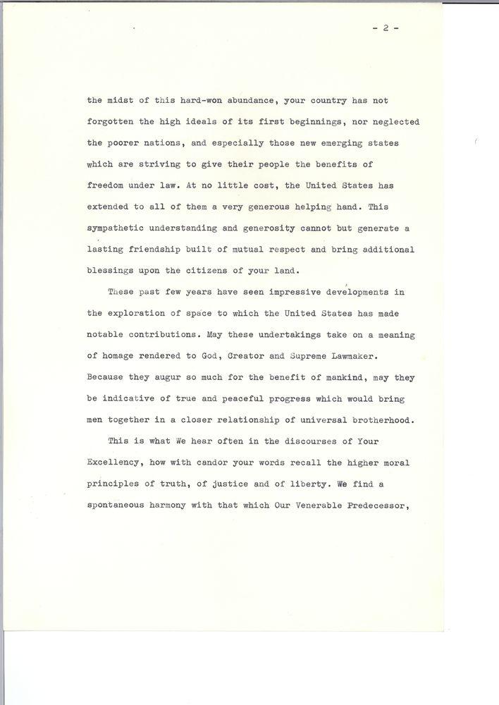pope paul vi john f kennedy presidential pope paul vi 1963 john f kennedy presidential library museum