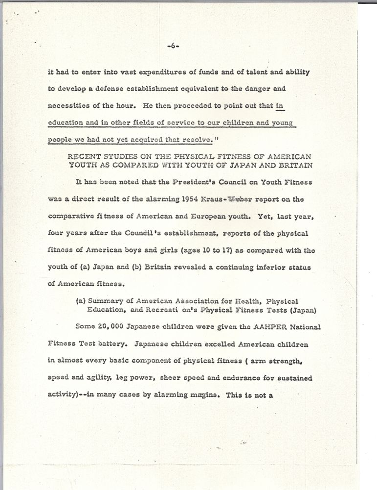 """youth essay kennedy On dec 26, 1960, president-elect john f kennedy penned a piece for sports illustrated touting the importance of """"physical soundness"""" for."""