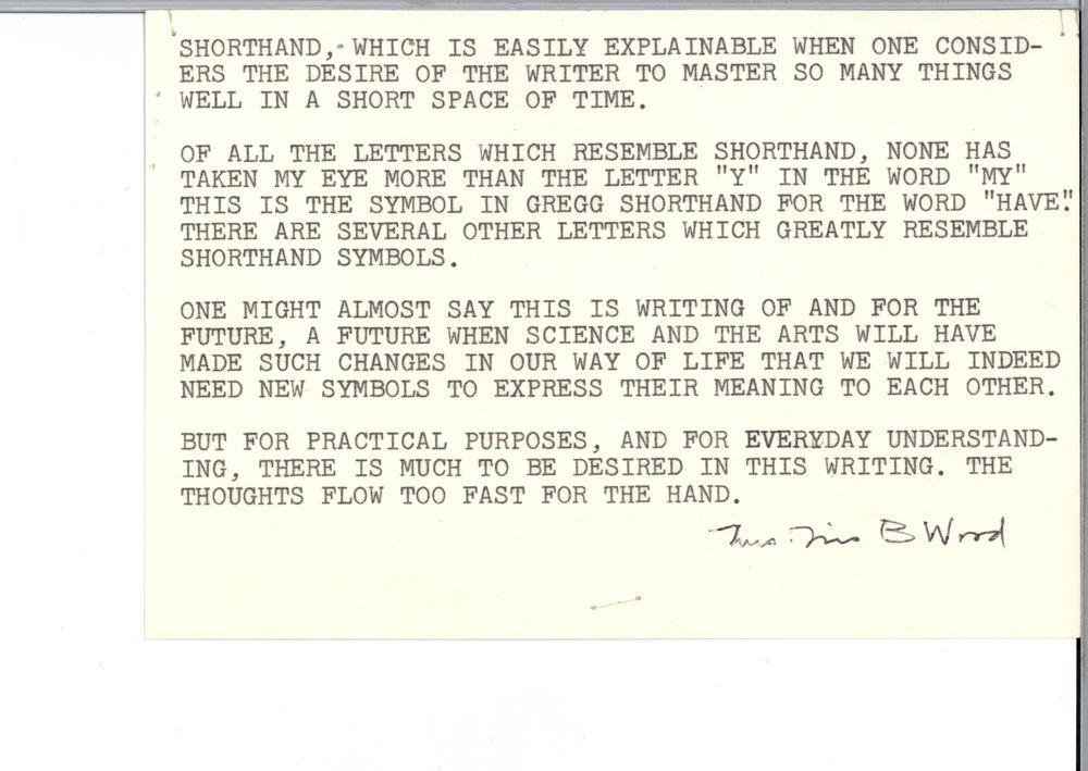 Handwriting Analysis John F Kennedy Presidential Library Museum