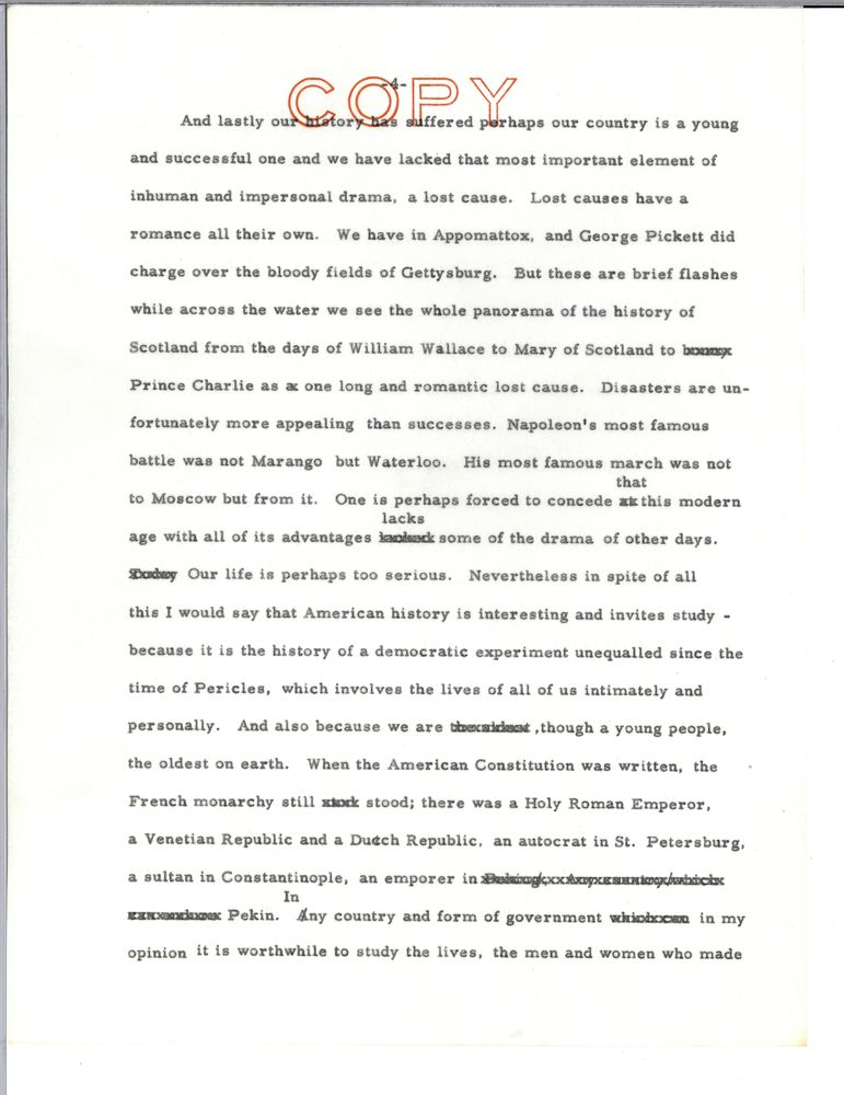 essay on profiles in courage In john f kennedy's book profiles in courage, he defines political courage as one's need to maintain his own respect for himself and because of his conscience, his personal standards of ethics that is stronger than the pressures of public disapproval and his course was the best one, that it out.