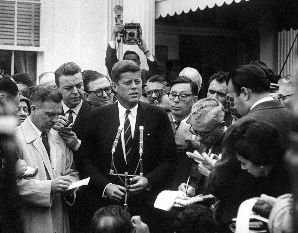 an analysis of the three main foreign affairs during john f kennedys presidential term John f kennedy, the 35th us and foreign affairs concerns an incisive analysis of britain's failures to meet the nazi challenge.
