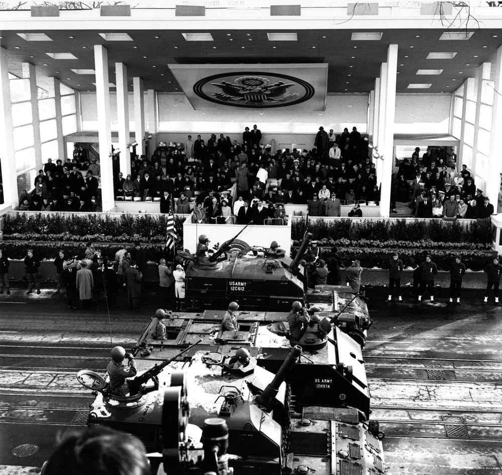 ar a inaugural parade for president john f kennedy john f inaugural parade for president john f kennedy