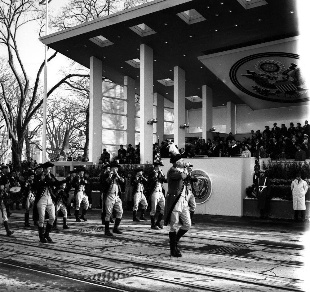 ar v inaugural parade for president john f kennedy john f ar6280 v inaugural parade for president john f kennedy