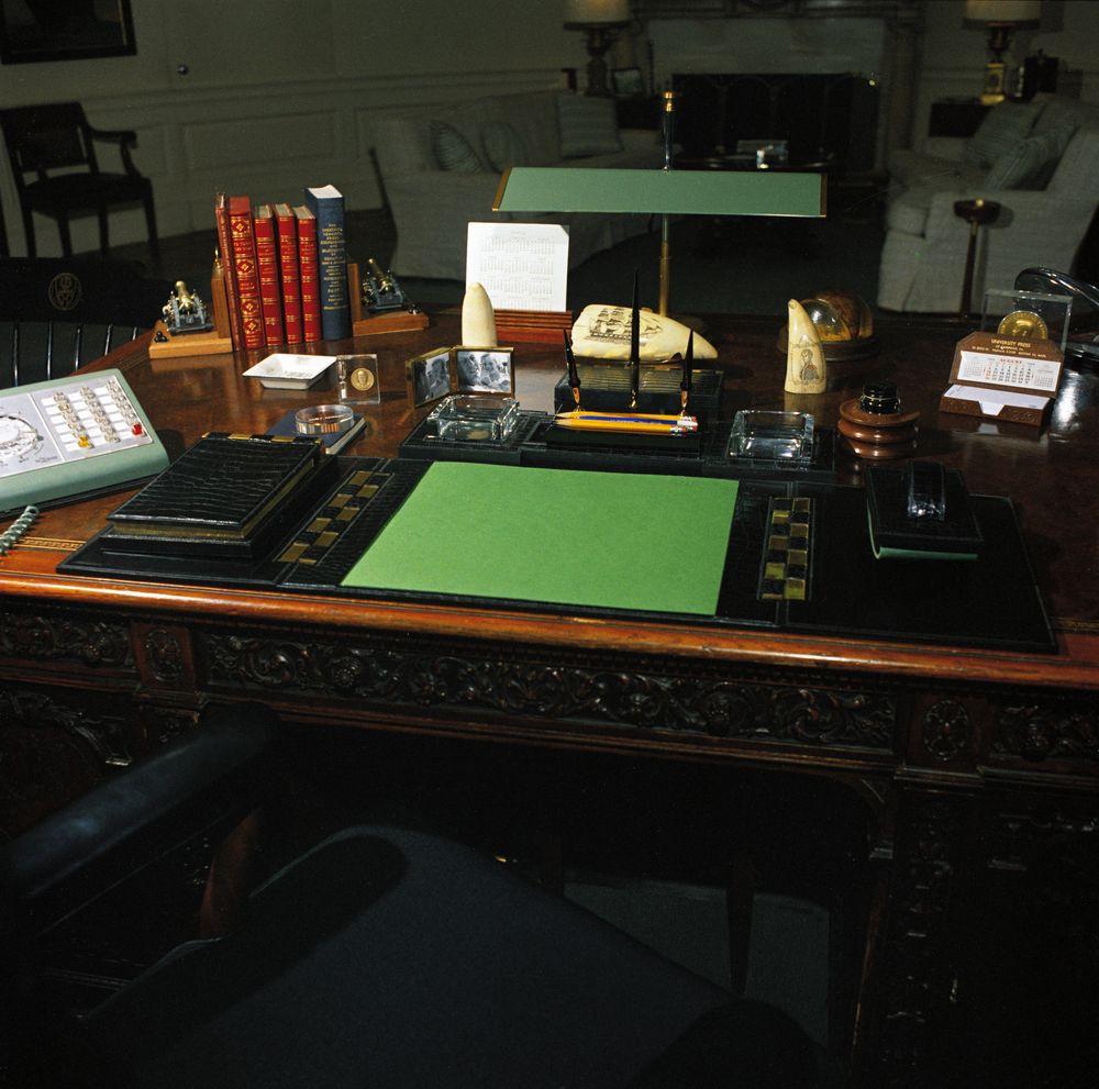 St M20 3 61 President John F Kennedy S Desk John F