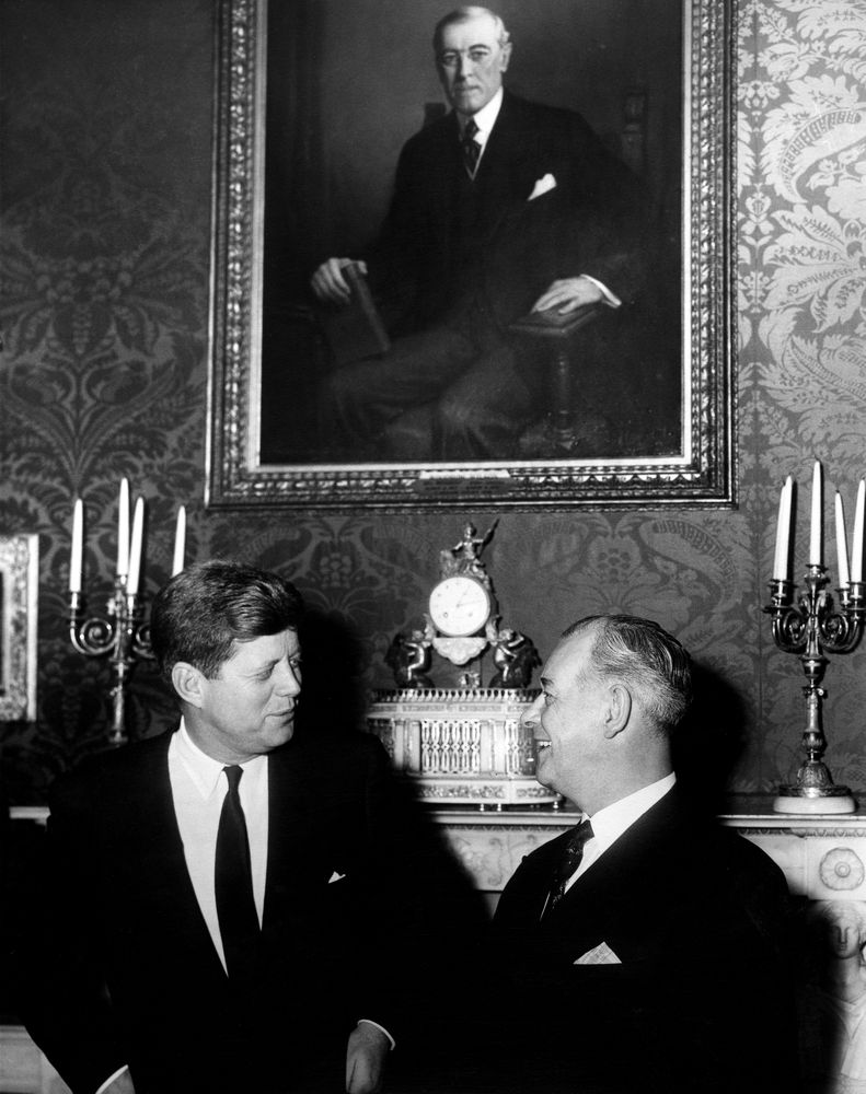 ar a president john f kennedy prime minister of new  ar6401 a president john f kennedy prime minister of keith j holyoake