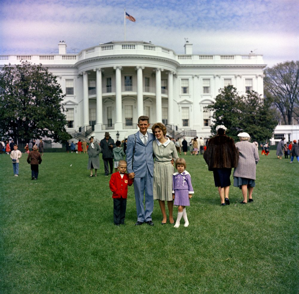 White House Easter Egg Roll - The annual Easter Monday ...