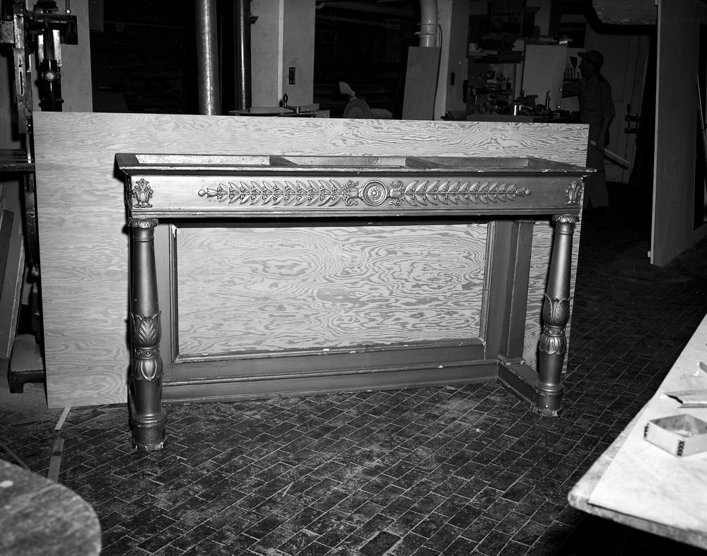Antique Furniture In The White House