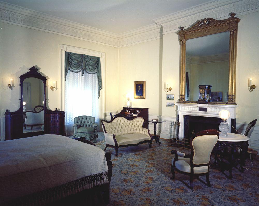 Parent Bedroom White House Rooms Lincoln Bedroom John F Kennedy Presidential