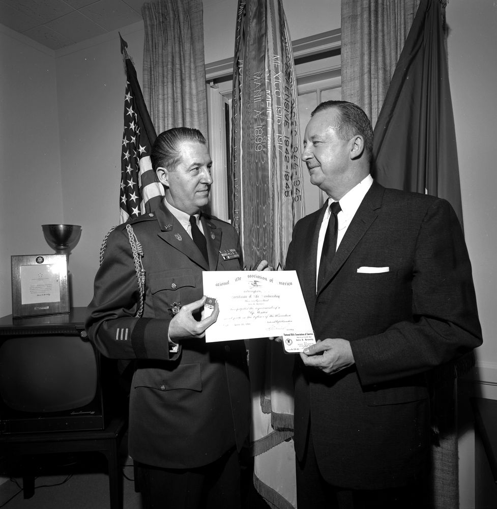 Executive Privilege And Presidential Aides: Military Aide To The President Gen. Chester V. Clifton