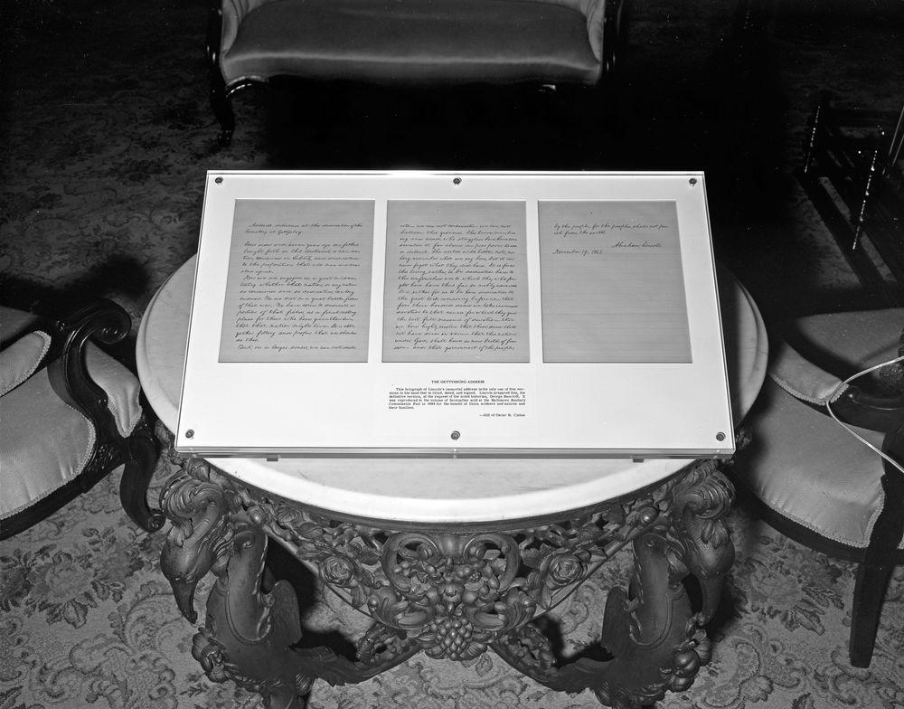 Rhetorical analysis essay gettysburg address | MyMobi.cc