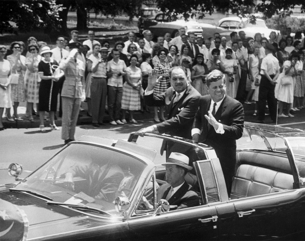 an introduction to the history of jfk assassination in 1963