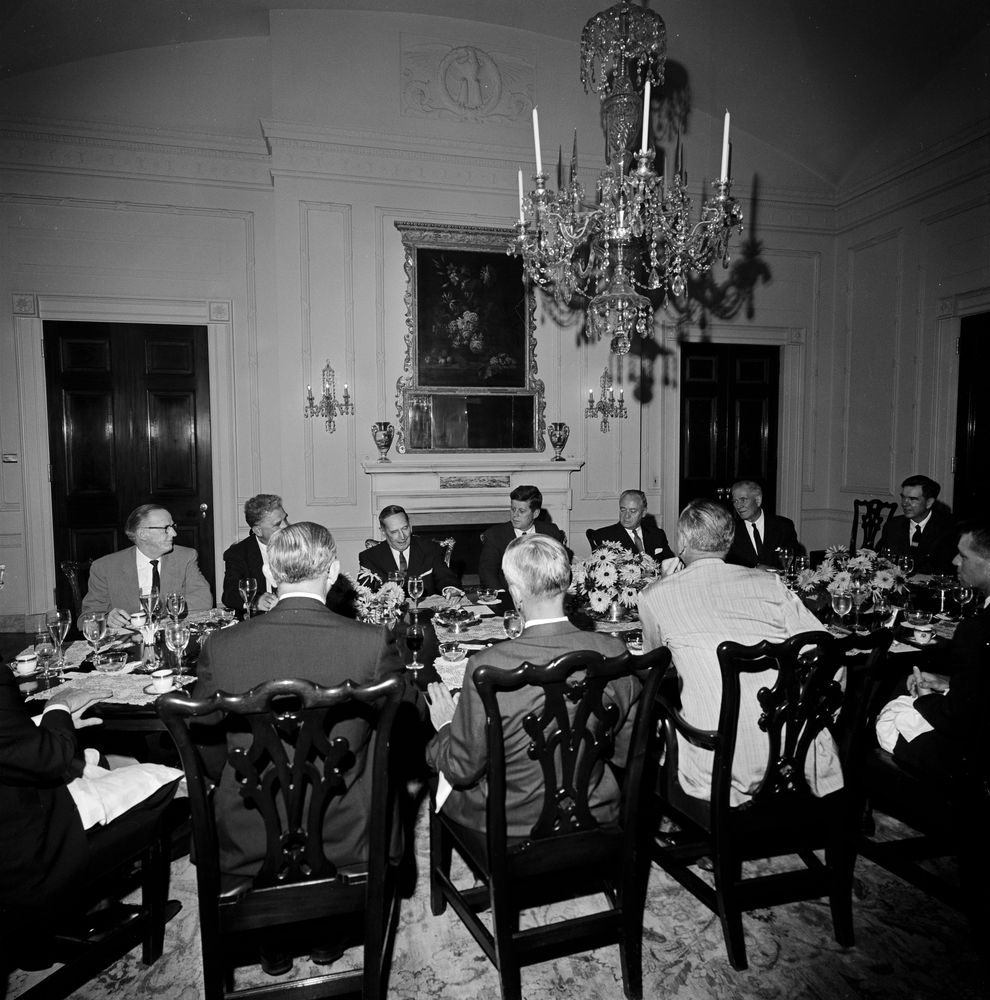 ST-159-1-61. Luncheon for General Douglas MacArthur - John ...