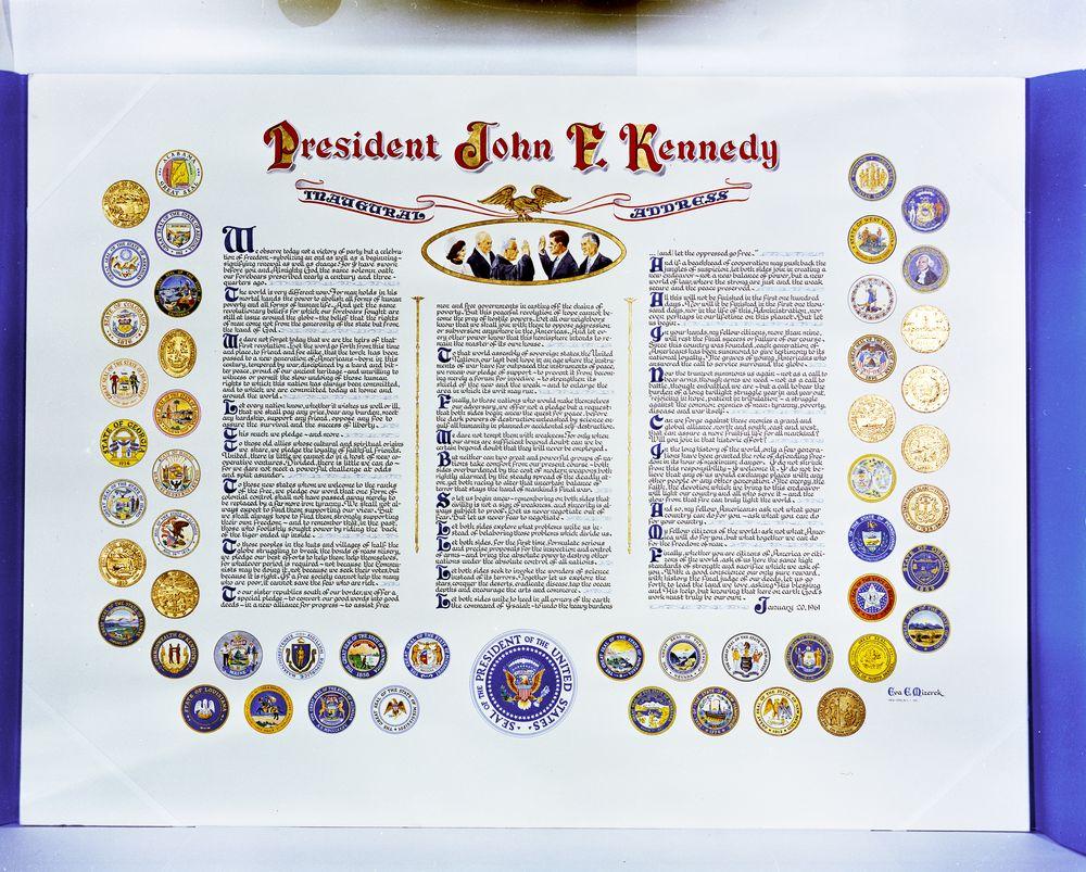 john f kennedy inaugural address essay Jfk rhetorical analysis essay us president, john f kennedy in his inaugural jfks inaugural address john f kennedy was americas 35th president and was admitted.
