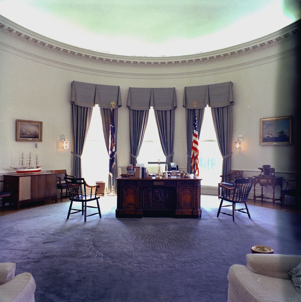 oval office photos. Oval Office Photos