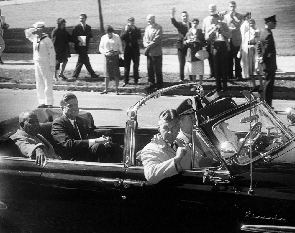 the kennedy and oswald assassinations essay This is an essay about lies — layer upon layer of  richard helms lied about oswald:  sensitive after the kennedy assassination was blamed on oswald,.