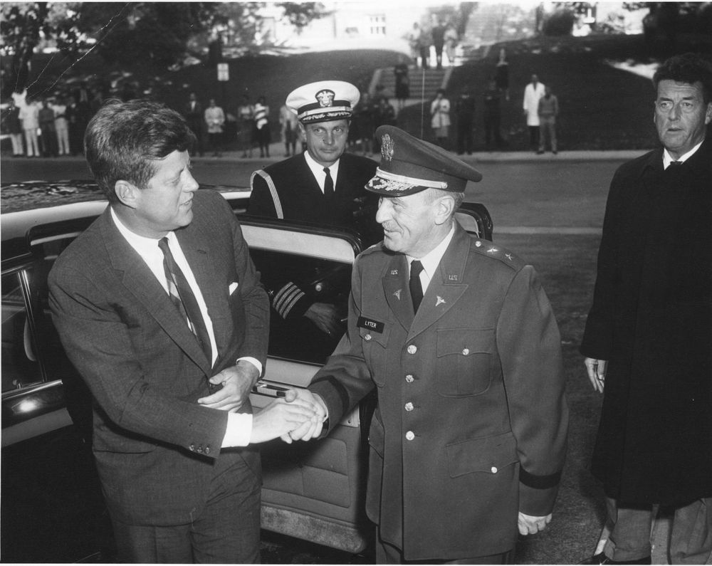 john f kennedy senior thesis We must not shy away from our duty as teachers the who seek the truth deserve to know and we must tell it regardless of the consequences jfk knew this and.
