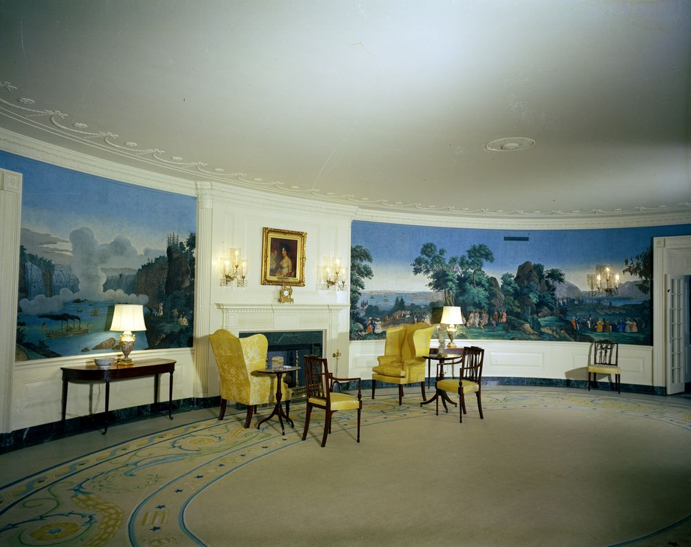 white house rooms remodeling work  u2013 diplomatic reception