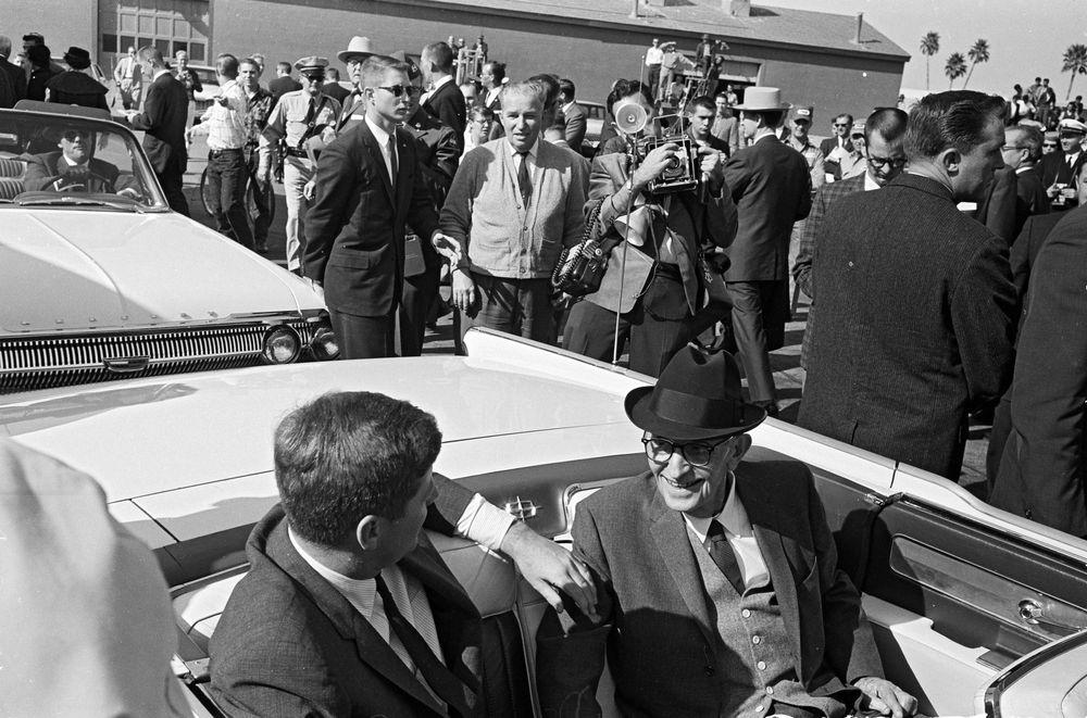 an essay on president john f kennedys assassination