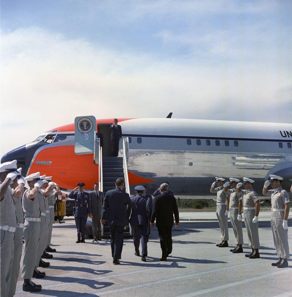 Presentation of the NASA (National Aeronautics and Space