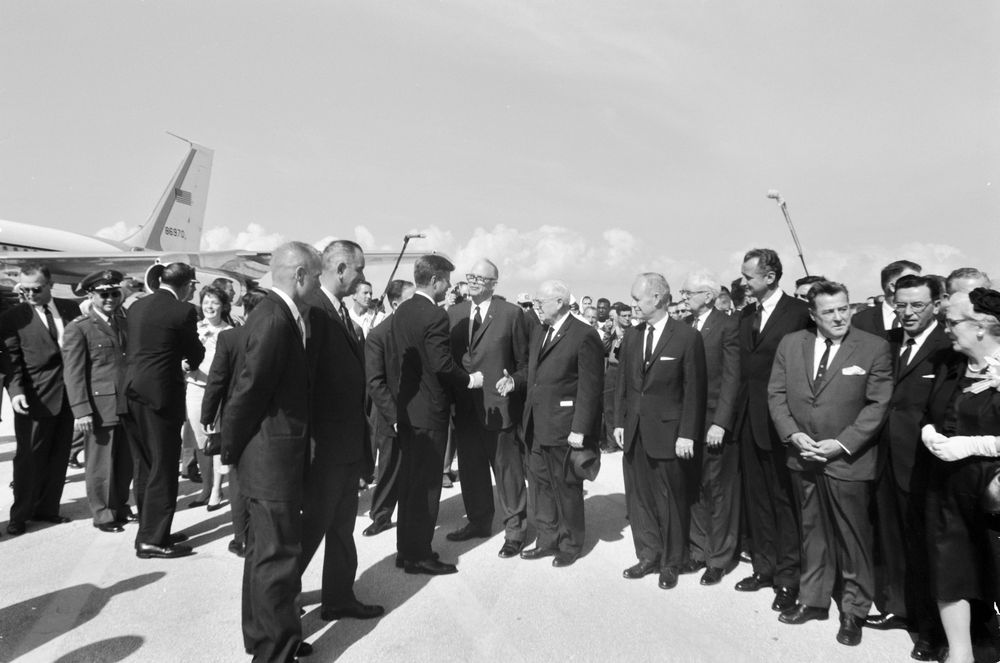 an essay on lyndon b johnson and his administration Discuss the historical significance of lyndon b johnson  vietnam that the  american government under the johnson administration had been.