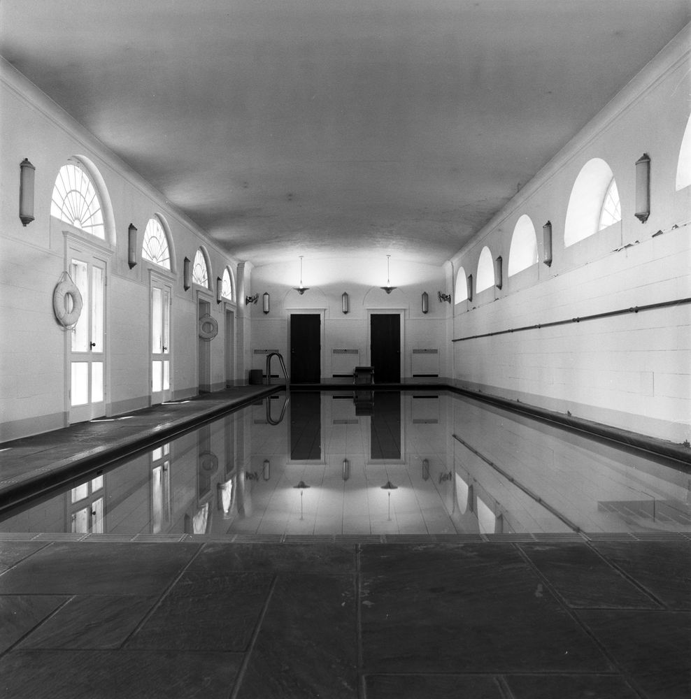 White House Rooms Swimming Pool John F Kennedy