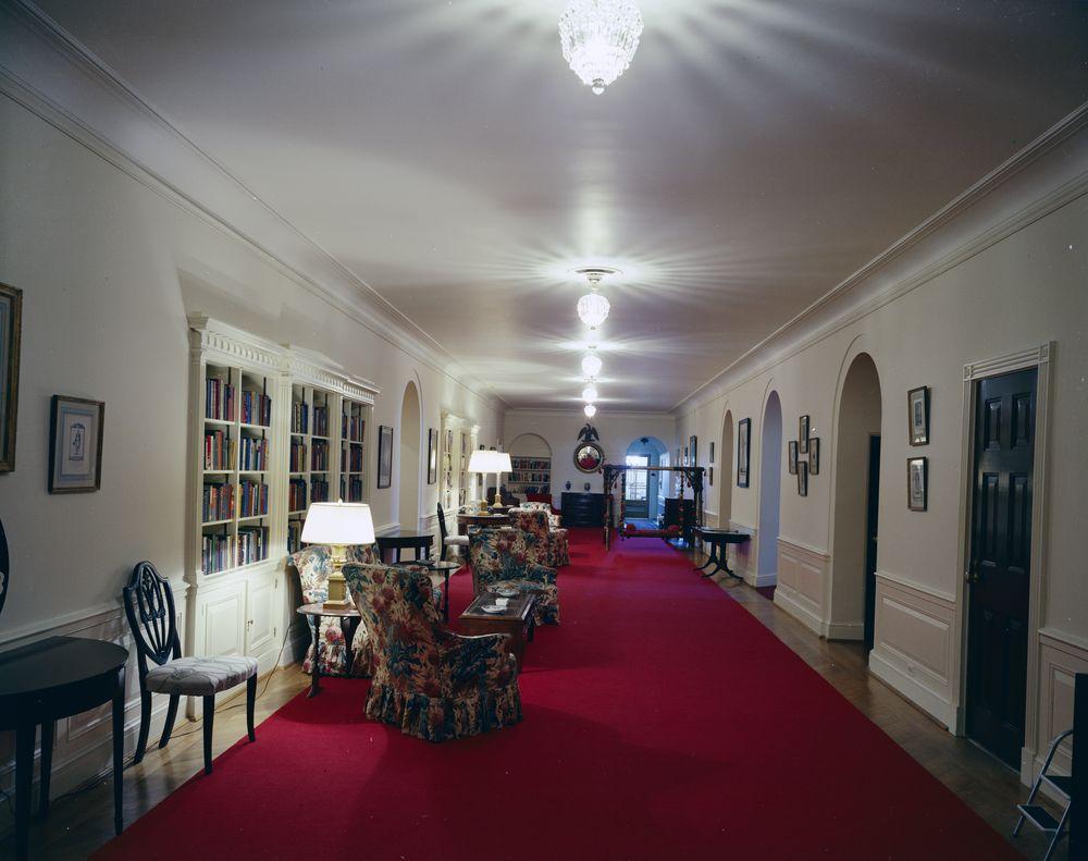 Third Floor Center Hall