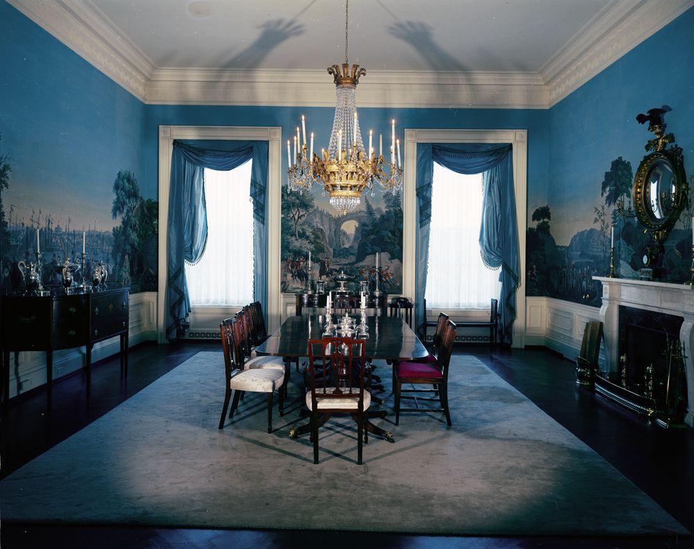 white house rooms  red room  president u2019s bedroom  sitting