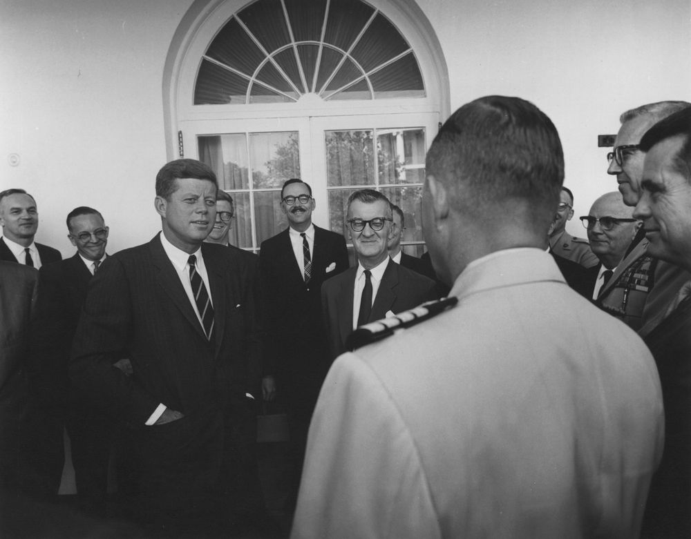 foreign policy of john f kennedy In the 50 years since johnson became president, much attention has been paid to the question of what might have been if john f kennedy had not been assassinated on nov 22, 1963 — particularly what might have happened in vietnam would jfk have americanized the war, as johnson did.