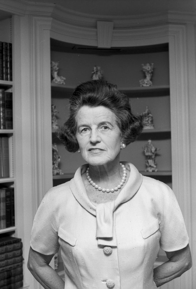 president kennedy u2019s mother  rose fitzgerald kennedy  at
