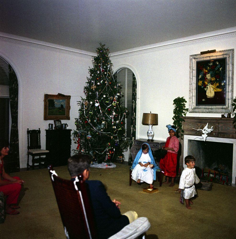 Christmas Day, Palm Beach - John F. Kennedy Presidential