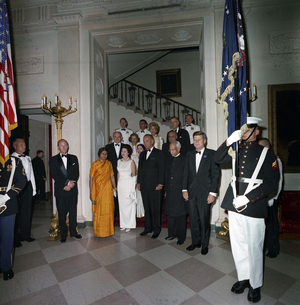 Dinner In Honor Of Dr. Sarvepalli Radhakrishnan, President