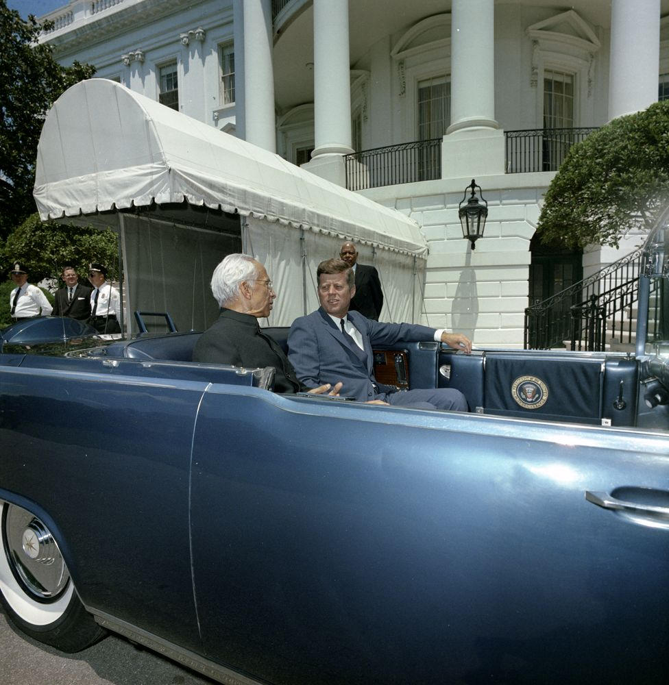 an essay on the presidency and assassination of john f kennedy Friday is the 50th anniversary of the assassination of president john f kennedy,  one of america's most popular presidents while riding in an.