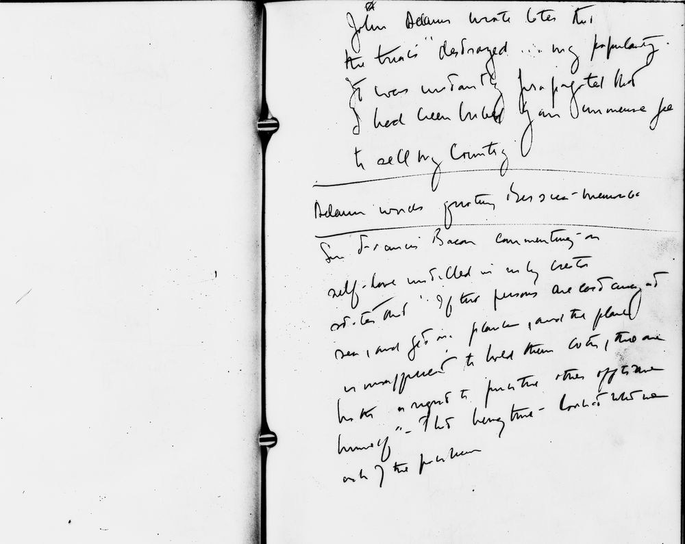 copy photos of president kennedy s handwritten notes for profiles view parent collection and finding aid