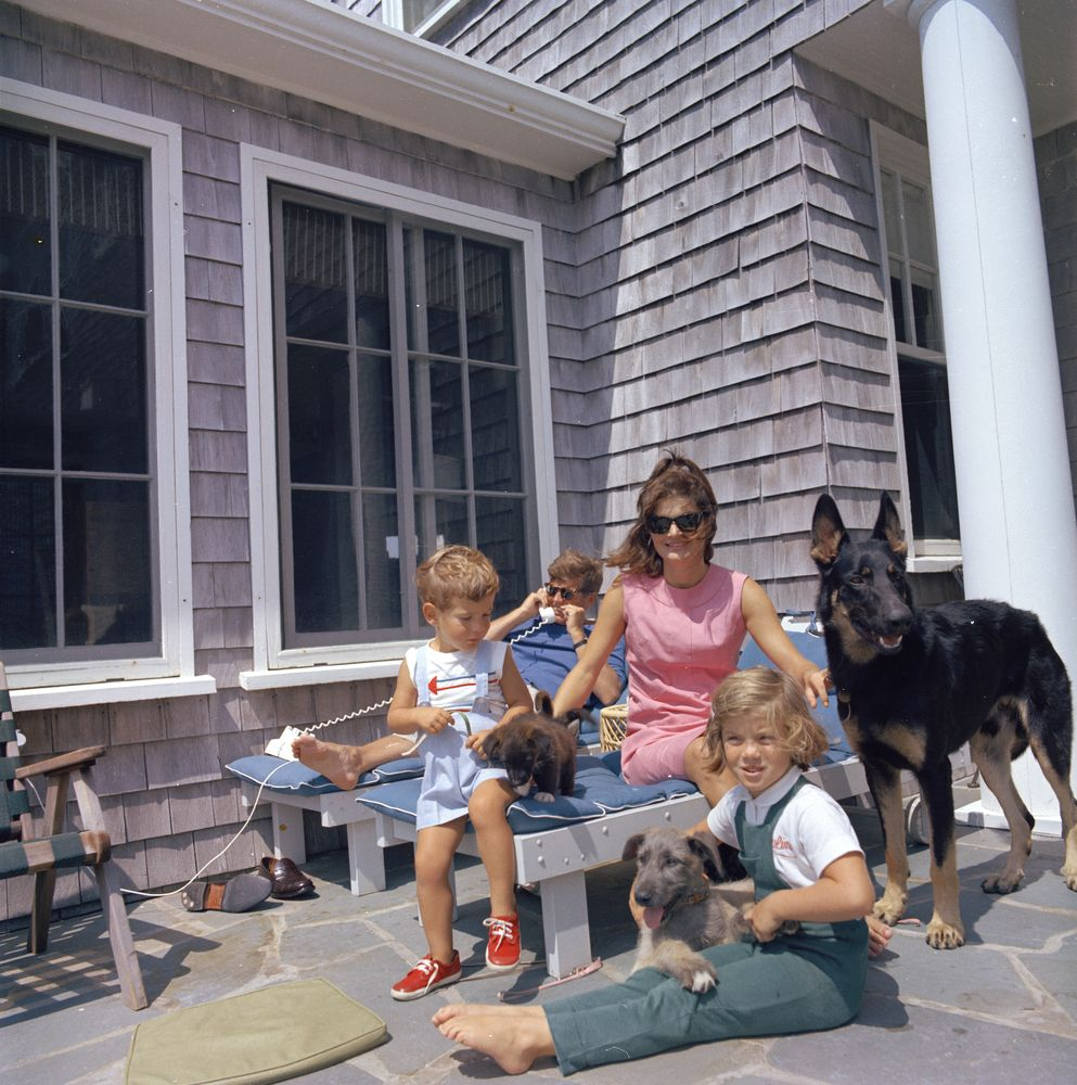 Squaw  Island, – Hyannis to - John Trip 1963-08-14 F Port