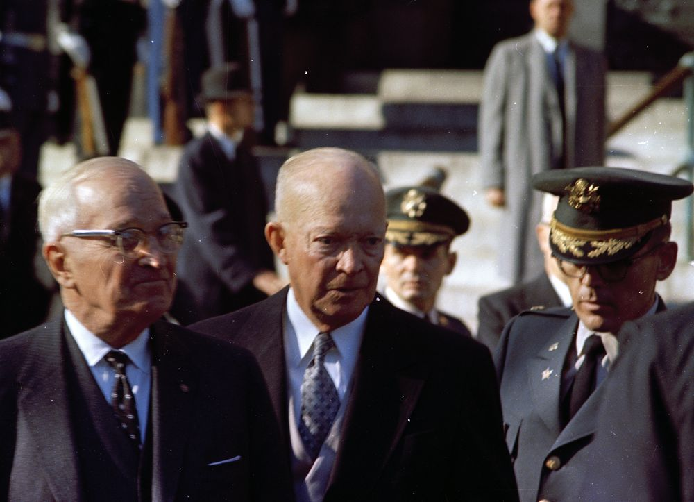 presidents truman eisenhower and kennedy essay Americans like to think they perfected the peaceful transfer of power from old regime to new: no crimes, no coups, no blood in the streets but that doesn't mean the.