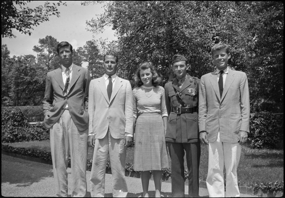 Charleston South Carolina John F Kennedy Kathleen Kennedy