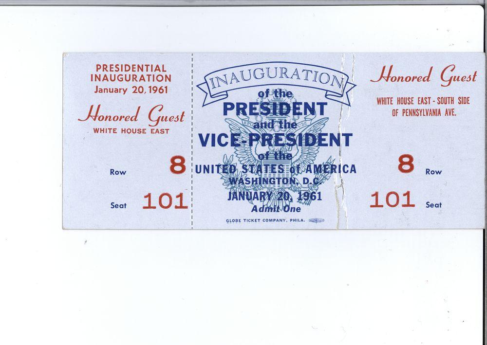 inauguration essay