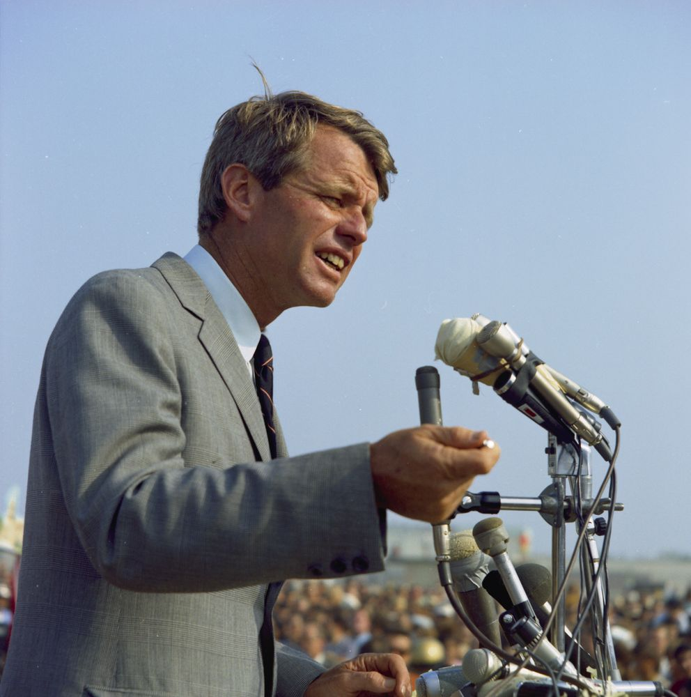 "rfk rhetoric essay Speech assessment robert f kennedy essay martin luther king was shot and killed tonight in memphis, tennessee"" (kennedy, 1968) the topic and purpose of kennedy's landmark speech was to inform the people of the assassination of martin luther king jr, but also to oppose violence and rioting in this tragic time by explaining they should."