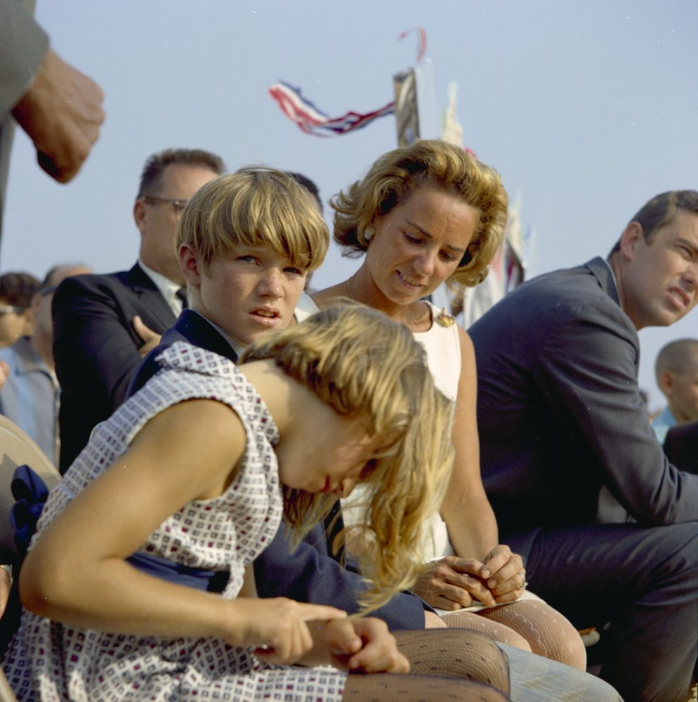 Bolsa Grande High School, Garden Grove, 2 June 1968 - John ... | 994 x 1000 jpeg 110kB