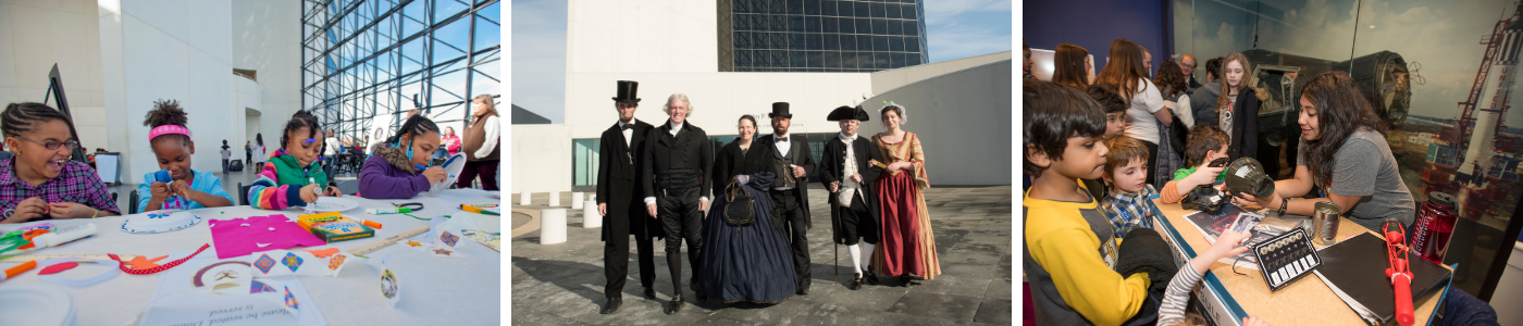 JFK Library's Presidents' Day Family Festival