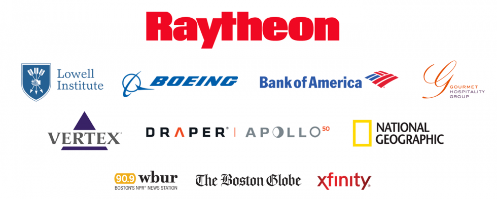 Sponsors for the JFK Space Summit