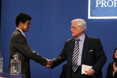 Winning Essay By Kevin Zhou  Jfk Library  Winning Essay By Kevin Zhou
