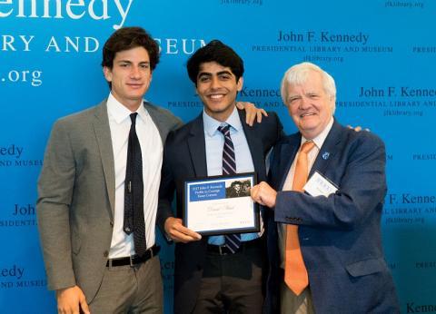 profiles in courage essay contest winner 2019