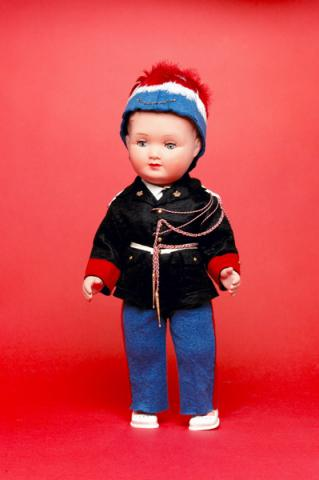 Palace Guard Doll