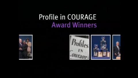 Profile In Courage Award Winners